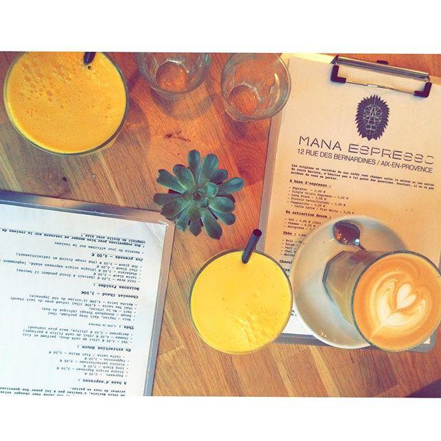 Mana Espresso le meilleure café d'Aix en Provence