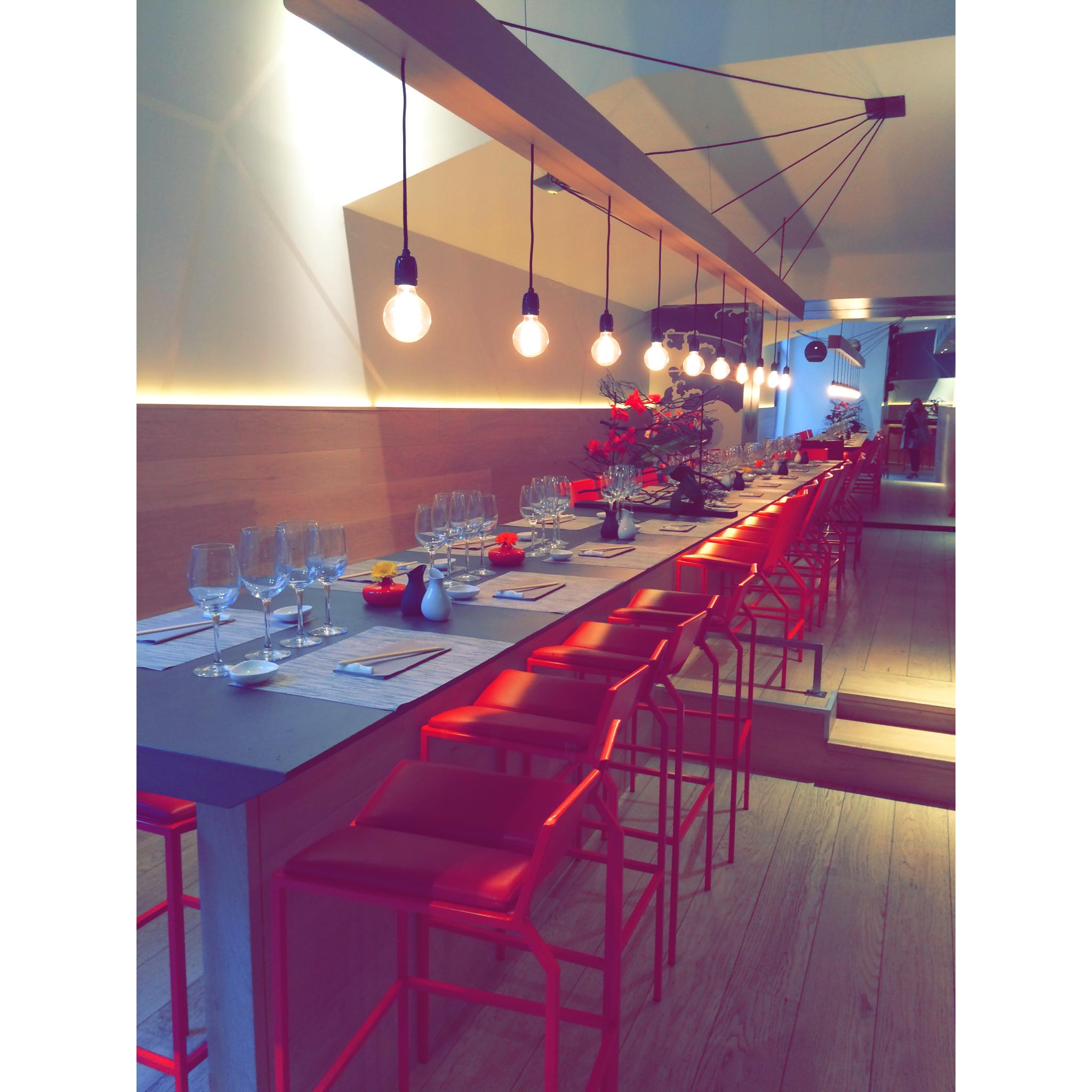Ko food fusion autour du japon blog mode aix en provence for Restaurant koi aix