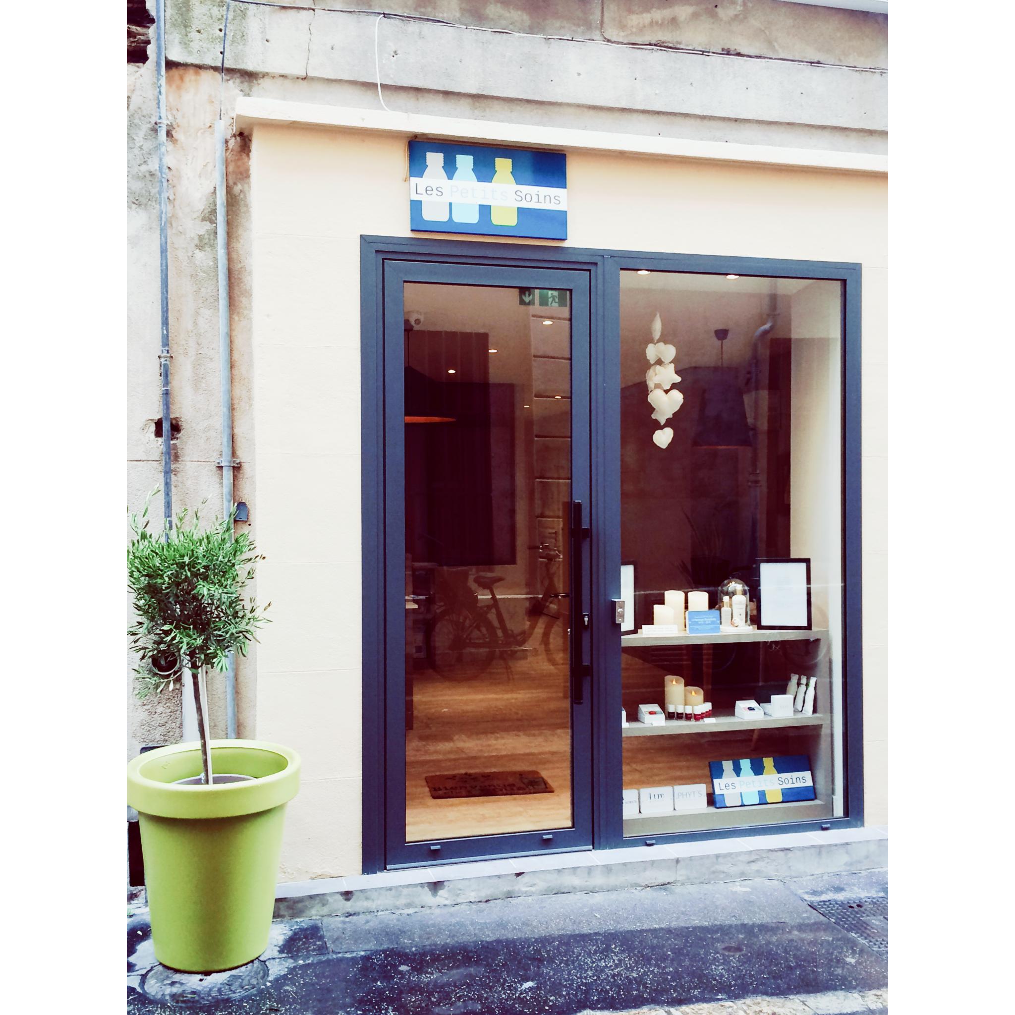 Les petits soins Aix en Provence
