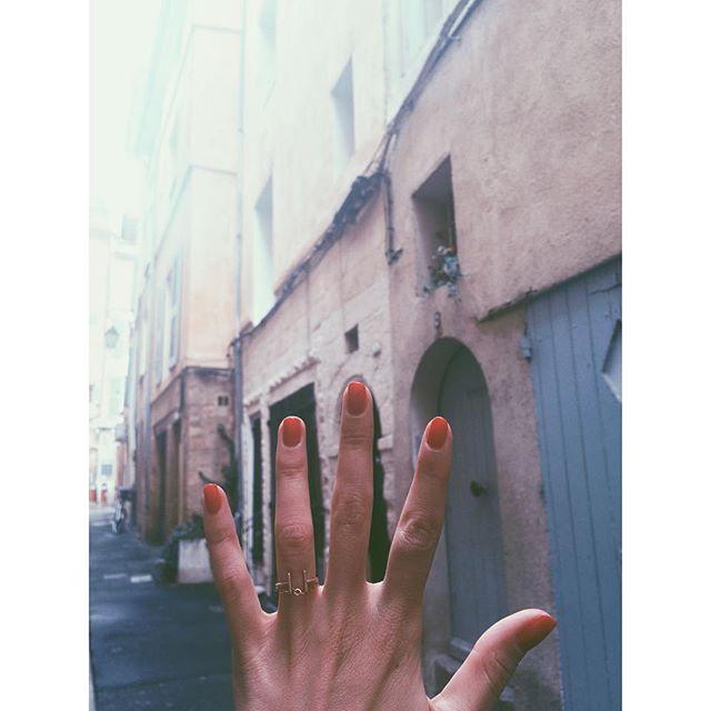 La lime à ongles à Aix en Provence