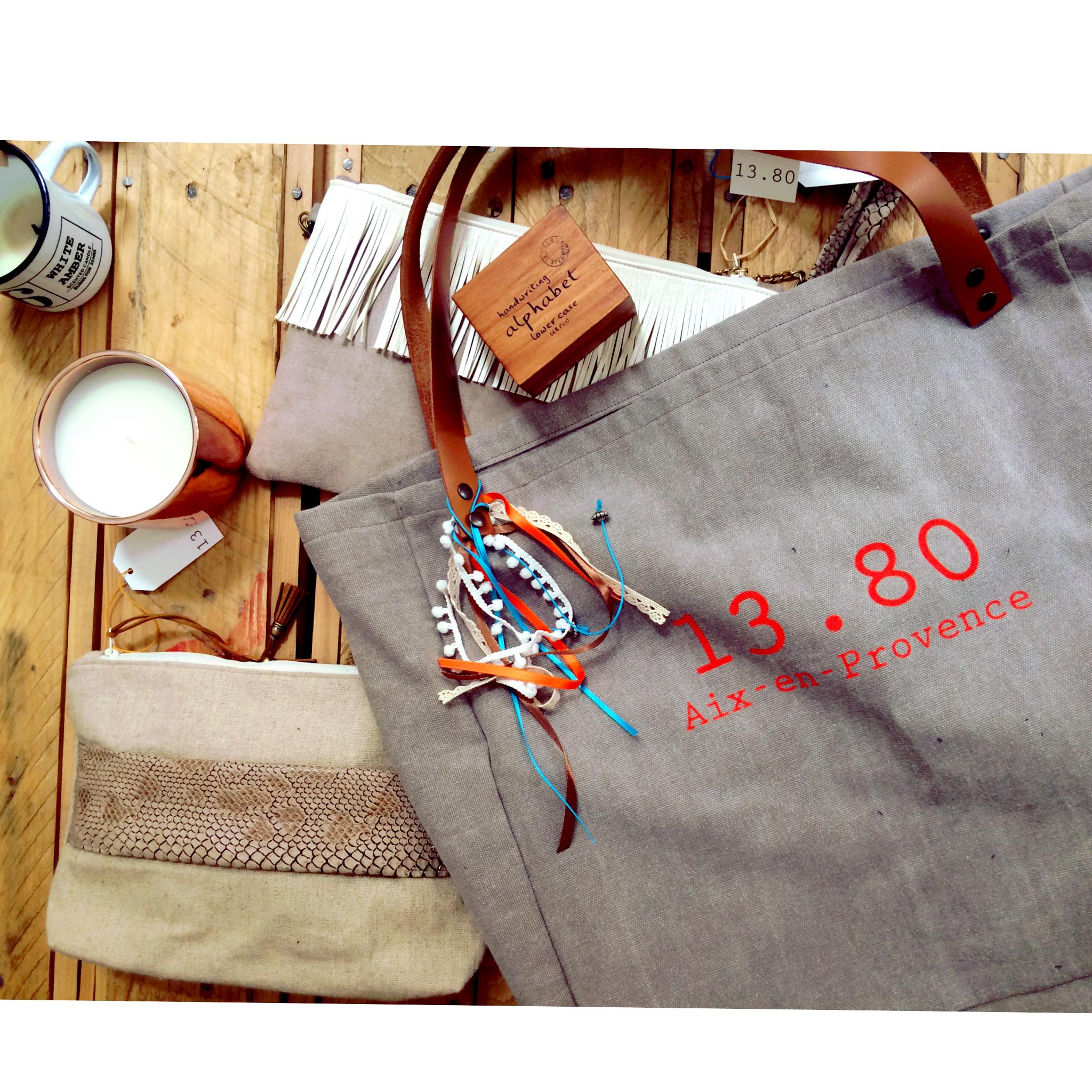 1380 sacs de créatrice aixoises