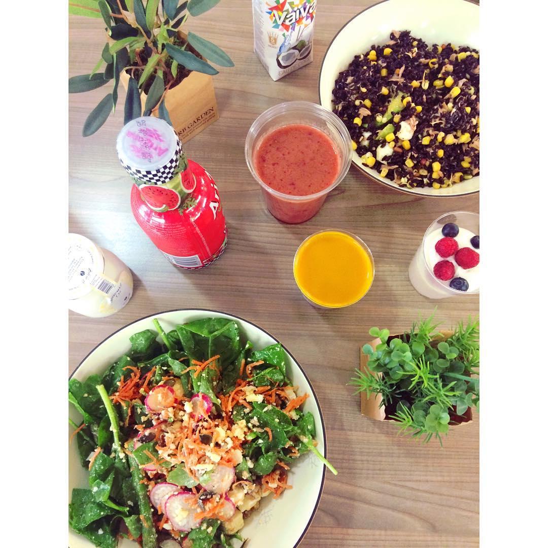 Jour Salade a Aix en Provence