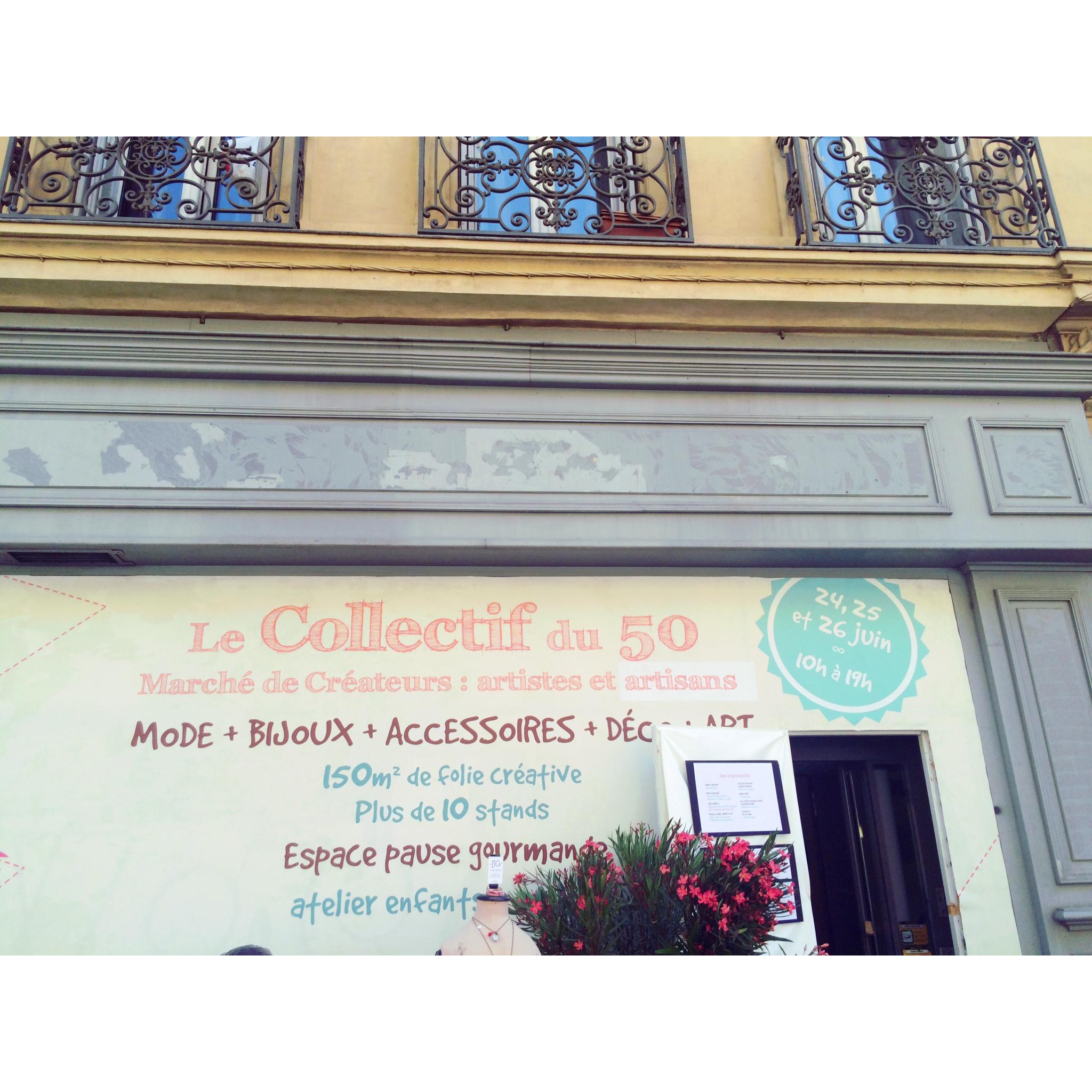 marché de créateur aix en provence