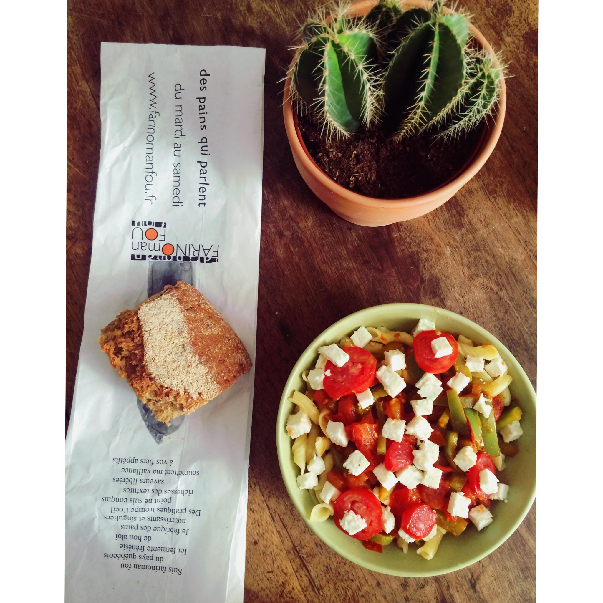 recette végétarienne blog la mode aixoise