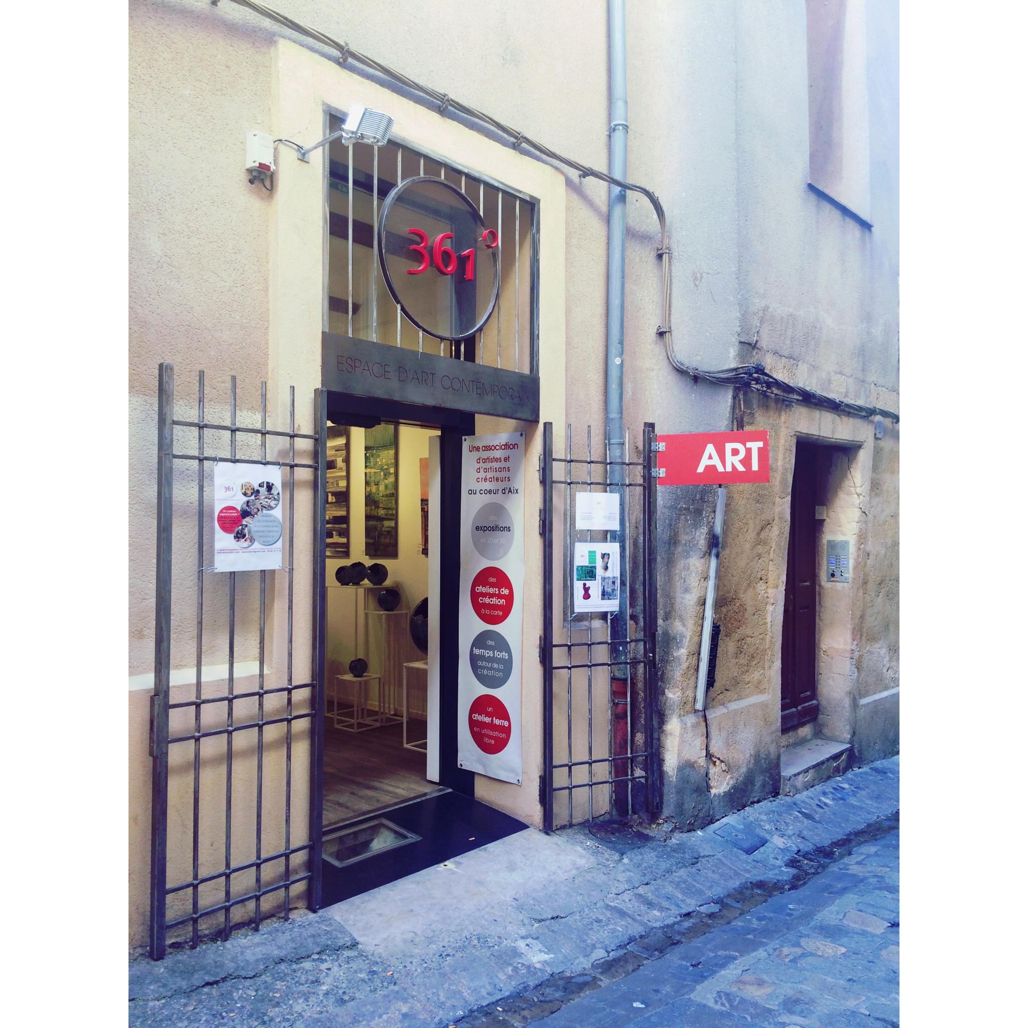 Espace 361 Aix en Provence