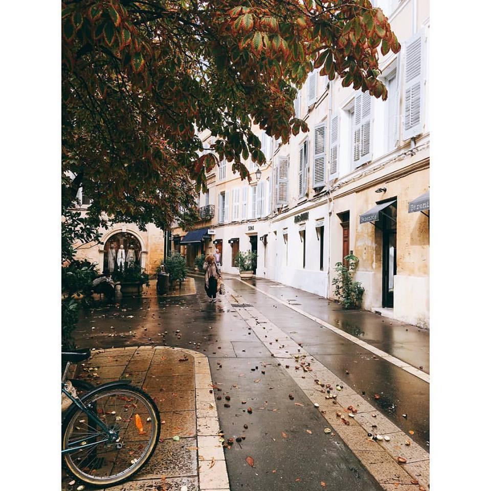 la mode aixoise à Aix en Provence