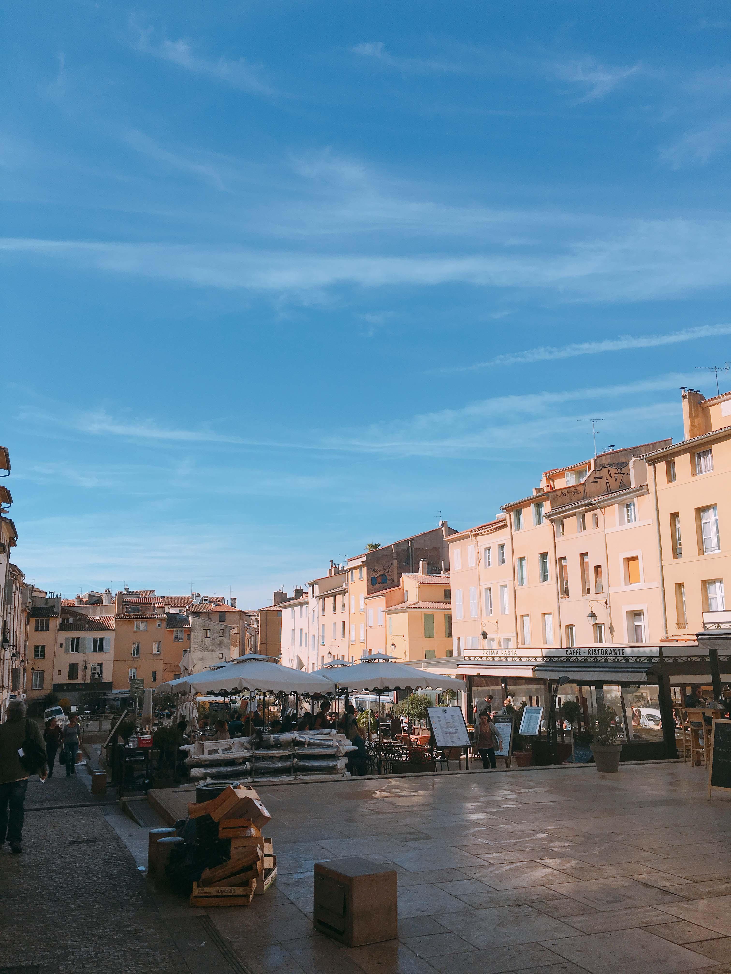 Les baratineurs Aix en Provence