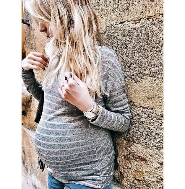 la mode aixoise enceinte